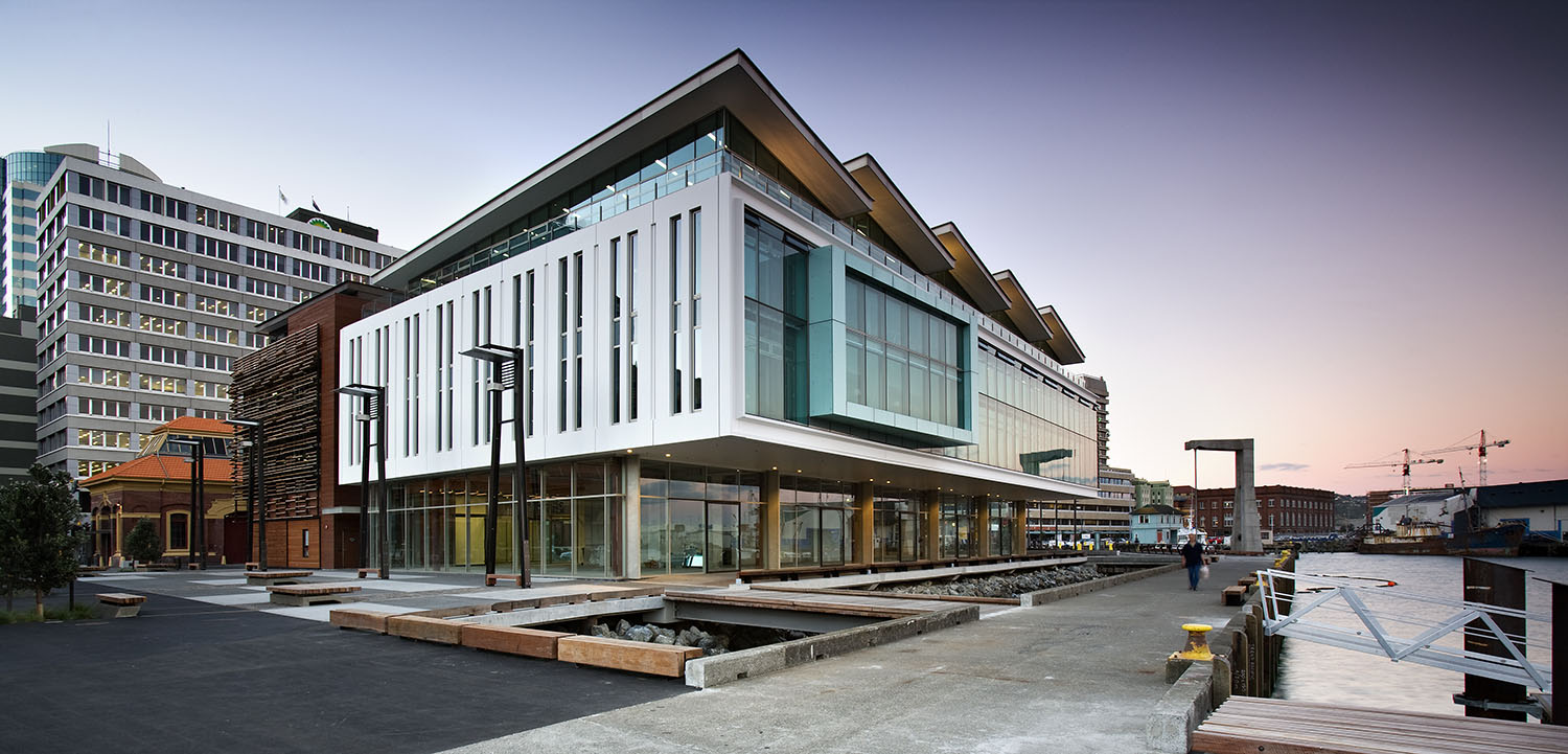 Meridian building studio pacific architecture for Commercial building architect