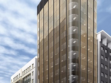 New Zealand's first multi-storey timber office building planned for Wellington.