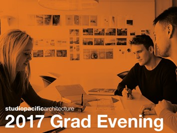 Studio Pacific Architecture 2017 Grad Evening