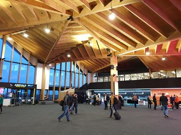 Stage One of new Nelson Airport Terminal opens