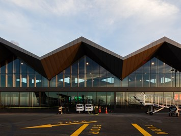 Nelson Airport Terminal